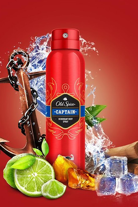 Old Spice Captaın Erkek Deodorant 150 Ml