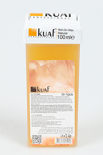 Kuaf Naturel Kartuş Ağda 100 Ml Standart