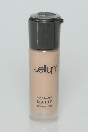 Mc Ellyn Matte Porselen Şişe Fondoten 40 Ml