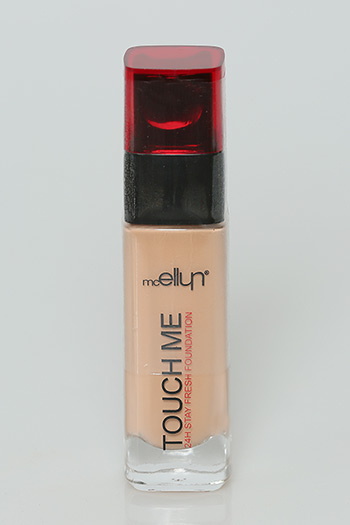 Mc Ellyn Touch Me Şişe Fondoten 40 Ml