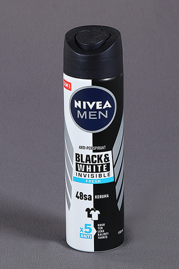 Nıvea Black&whıte Bay Deodorant 150 Ml