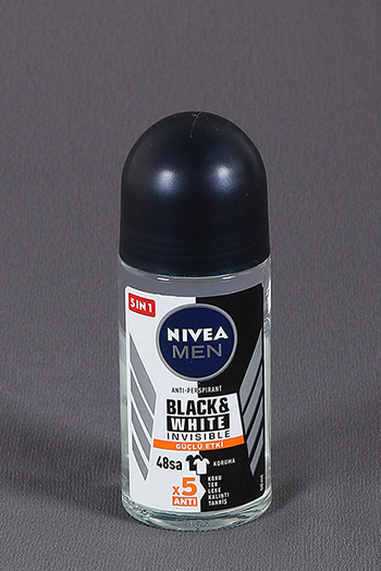 Nıvea Black&whıte Erkek Roll-on 50 Ml 02