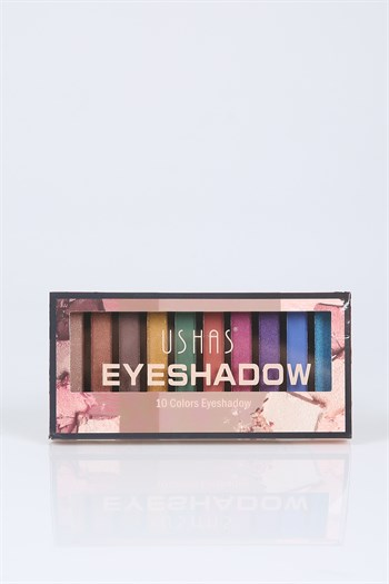 Ushas Eyeshadow 10lu Far 04
