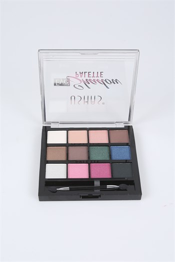 Ushas Eyeshadow 12li Far 04