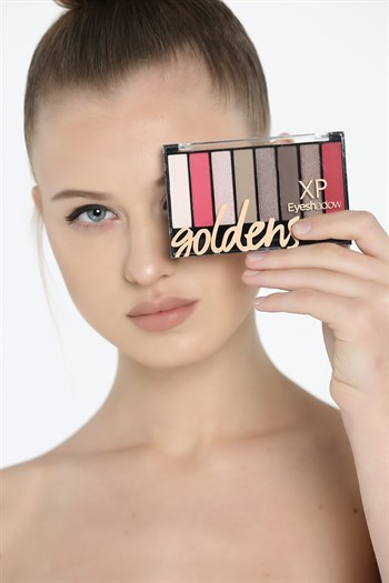Xp Eyeshadow Golden 8 Li Far 01