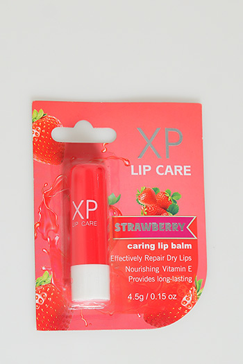 Xp Strawberry Dudak Balmı