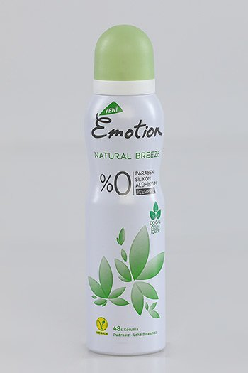 Emotion Bayan Deodorant 150 Ml Yeşil